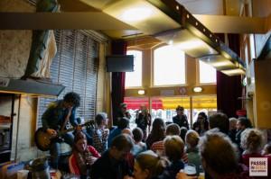 Eten en drinken in Kafe België