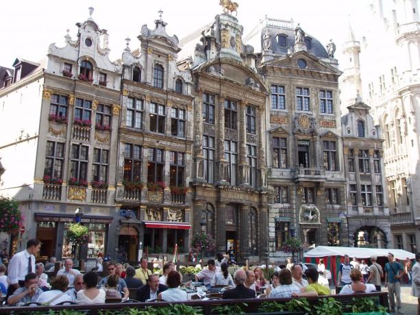 30 Januari Bieruitje Brussel