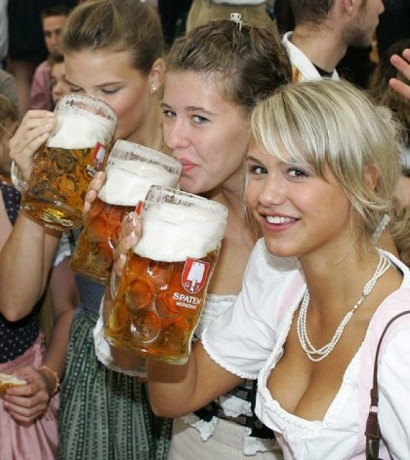 Oktoberfest München 16-18 Sept.